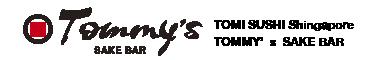 富寿し - TOMI SUSHI  Singapre TOMMY`s SAKE BAR -